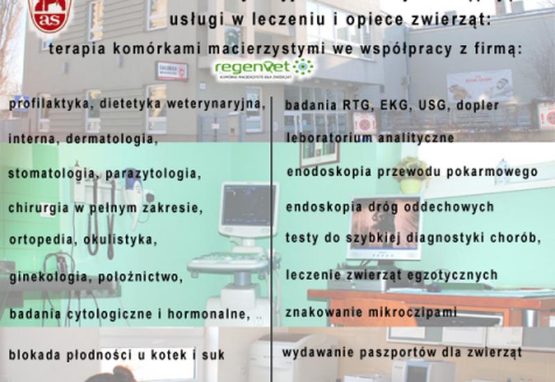 weterynarze - AS Lecznica i przychodnia... zdjęcie 5