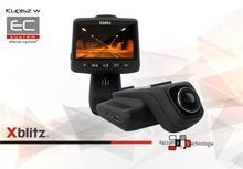 Kamera samochodowa, rejestrator trasy 1080p