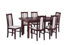 Zestaw D24 Stół 80x160/200 +6x Krzesło