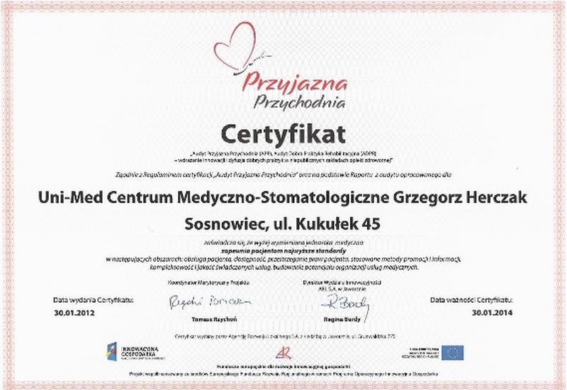 ortopedzi - Uni-Med Centrum Medyczno ... zdjęcie 2