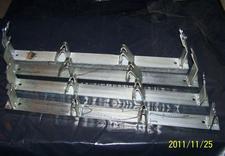 Krążniki, konstrukcje aluminiowe, podajniki rolkowe