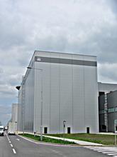 VW Slovakia Generalne wykonawstwo hali składowania