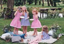 sukienki w róże - FPH Kinga Falkiewicz  zdjęcie 2