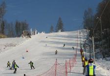 Stok narciarski - Strajkowa Karczma