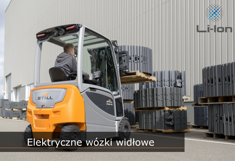 wózek elektryczny - STILL Polska Sp. Z o.o. O... zdjęcie 1