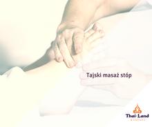 Tajski Masaż Stóp - Refleksoterapia