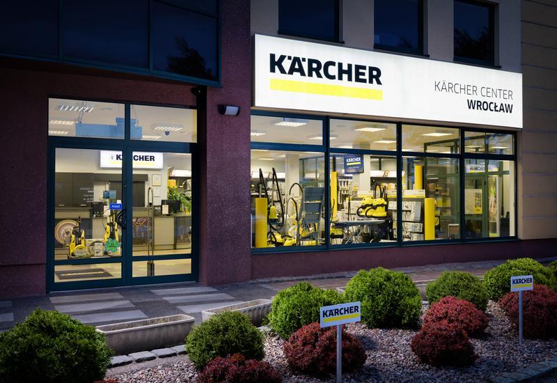 karcher - KARCHER CENTER WROCŁAW, K... zdjęcie 1