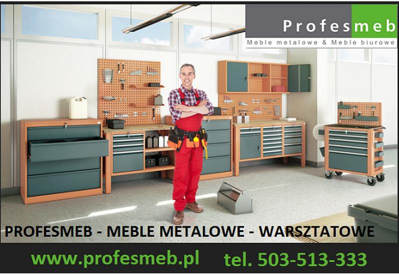 meble MDD Poznań - ProfesMeb. Meble metalowe... zdjęcie 7