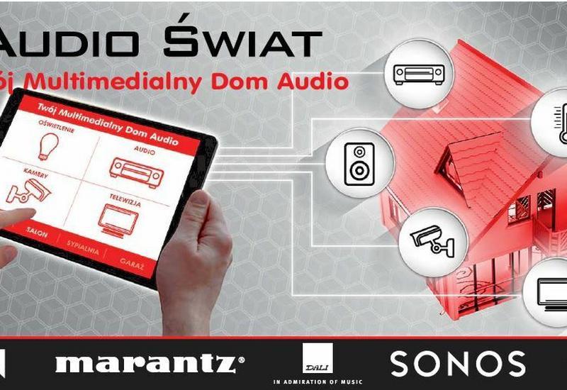 głośniki bezprzewodowe Warszawa - Audio Świat Sp. z o.o. zdjęcie 8
