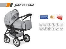 Wózek wielofunkcyjny Riko Primo (Grey fox)