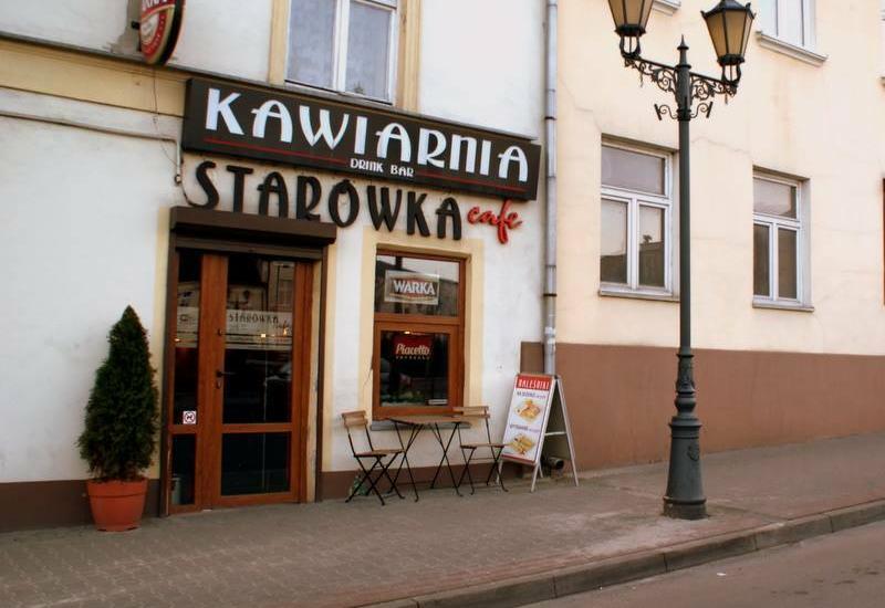 ciata Starówka Cafe - Kawiarnia Starówka Cafe zdjęcie 1