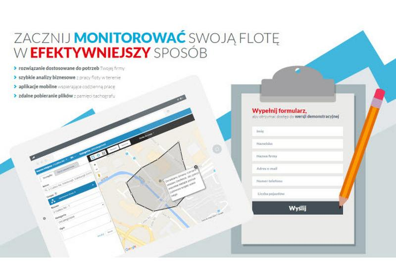 monitoring pojazdów - Regionalne Biuro Sprzedaż... zdjęcie 1