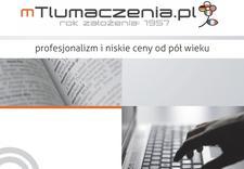 tłumaczenia kraków - Biuro Tłumaczeń mTłumacze... zdjęcie 1