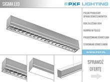 SIGMA LED – oprawa systemowa