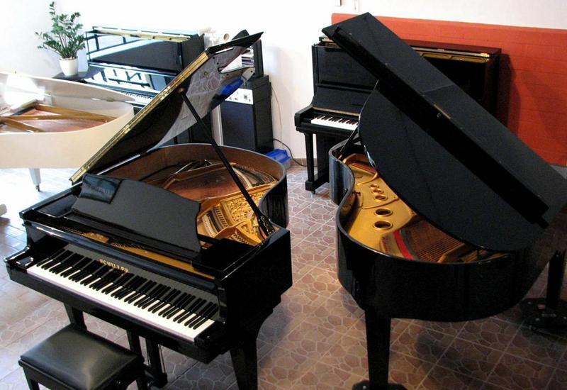 Fortepiany, pianina