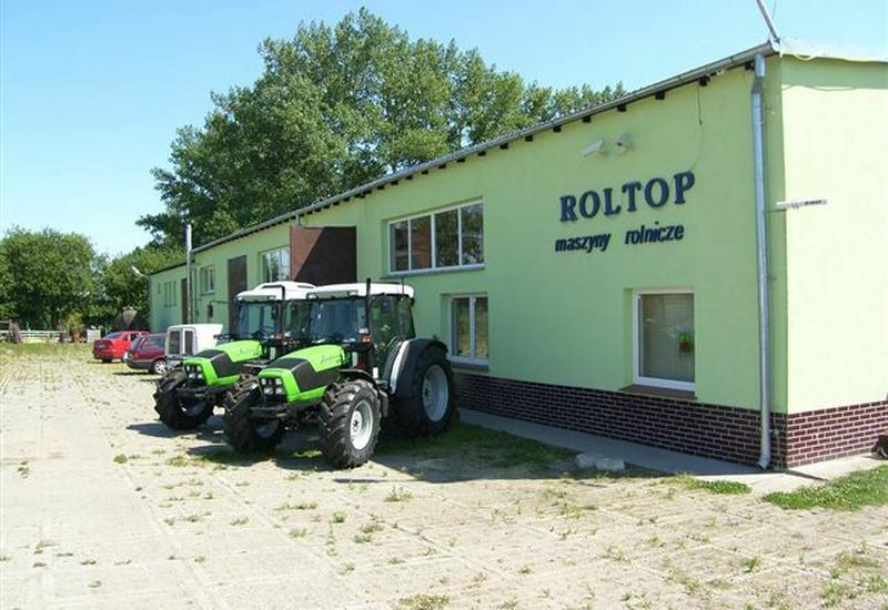 serwis maszyn rolniczych - ROLTOP Sp. z .o.o. Maszyn... zdjęcie 6