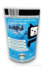 Pochłaniacz zapachów Bazyl Ag+