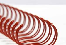 Spirale PVC, zawieszki, artykuły reklamowe