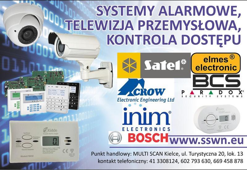 instalacje - MultiScan. Systemy alarmo... zdjęcie 1