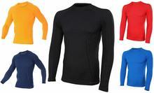 Męska Bluza ACTIVE WOOL Niebieska|Czerwona