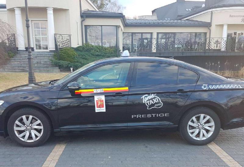 tanie taxi - Tanie Taxi Sp. z o.o. zdjęcie 6