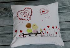 obrazy akwarelowy - Maminoko - poduszki i akw... zdjęcie 2