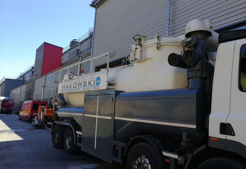 popiołów - Makowski Industrieservice... zdjęcie 8