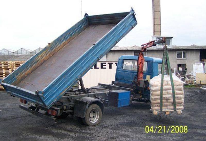 Materiały opałowe