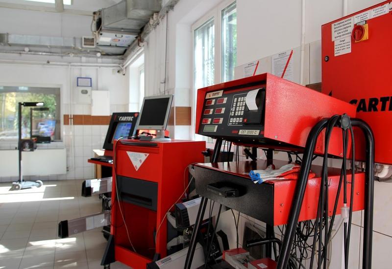 diagnostyka pojazdu - Stacja kontroli pojazdów zdjęcie 3