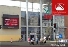 reklama na ekranie led - INSTALBUD S.C. CICHOCKI C... zdjęcie 2
