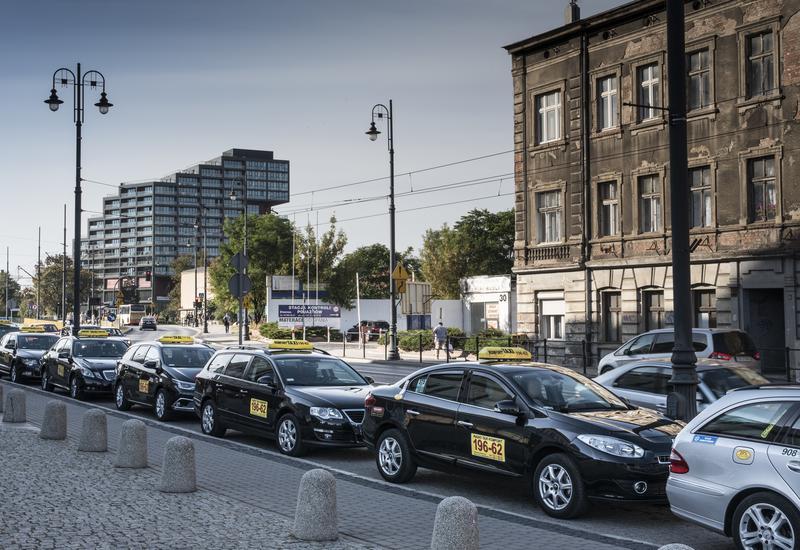 komfort taxi bydgoszcz - Spółdzielnia Łączności Tr... zdjęcie 6