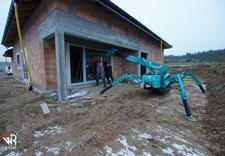 maszyny budowlane wynajem - WR mini CRANE  zdjęcie 12