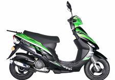 Skutery, motocykle, motorowery