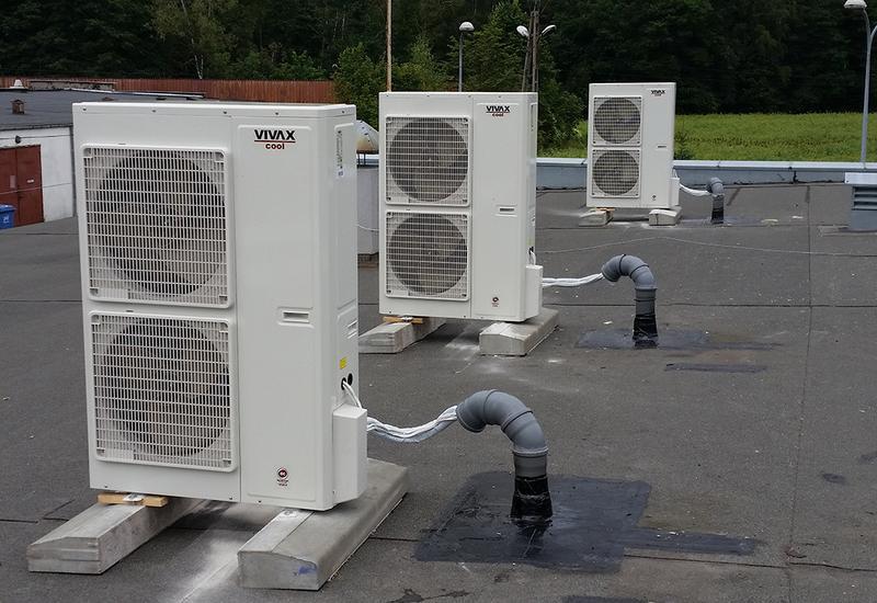 montaż parowników chłodniczych - KABO Chłodnictwo Klimatyz... zdjęcie 1