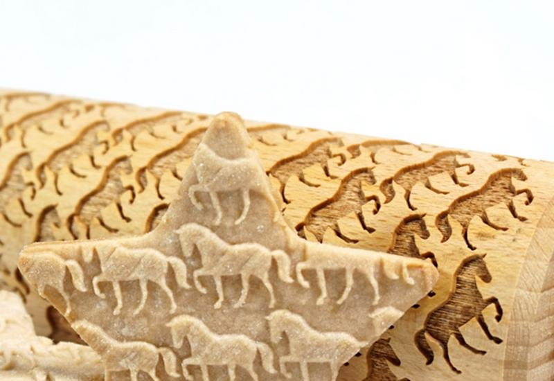 wzory wałki - Stodola - grawerowane wał... zdjęcie 5