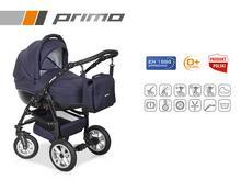 Wózek wielofunkcyjny Riko Primo (Navy blue)