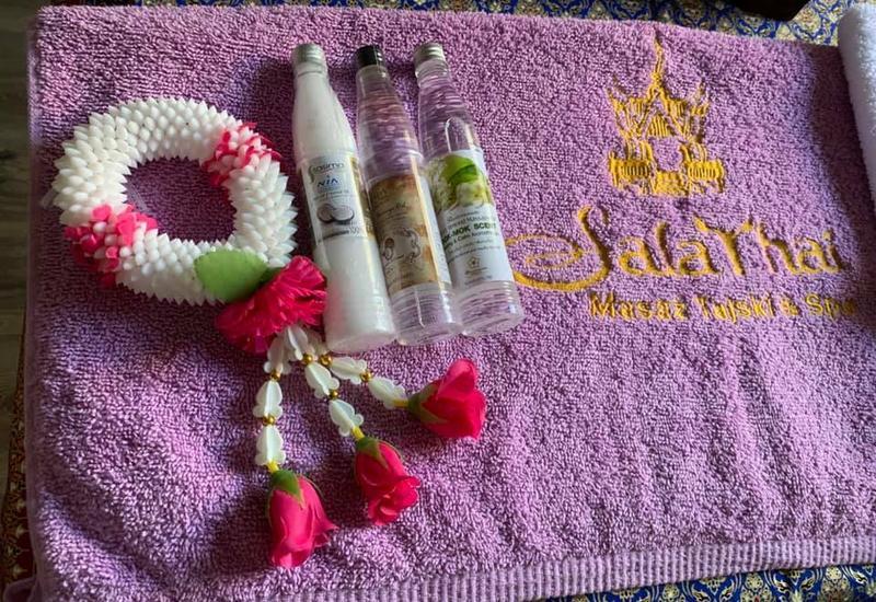 masaż tajski aloe vera - SalaThai Salon Masażu & S... zdjęcie 6