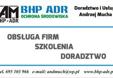 adr - Mucha Andrzej. Szkolenia,... zdjęcie 6