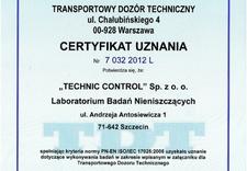 przemysłowych aparatów rentgenowskich - Technic-Control Sp. z o.o... zdjęcie 12
