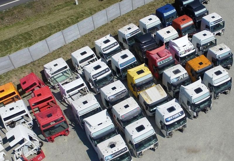 części używane do ciężarówek Volvo