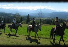 szkółka narciarska - Górski Ośrodek Jeździecki... zdjęcie 4