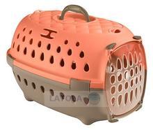Transporter dla psa lub kota brzoskwiniowy KERBL
