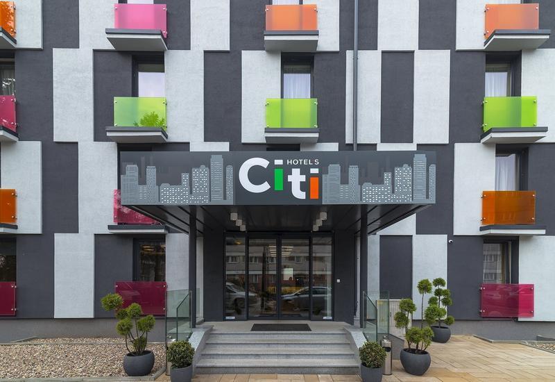 imprezy firmowe citi hotel's - Citi Hotel's Wrocław zdjęcie 1