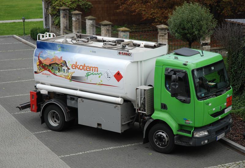 hurtowa sprzedaż paliw - Rawski - transport materi... zdjęcie 1
