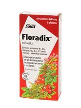 Floradix tabletki