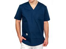 Bluza medyczna kosmetyczna unisex