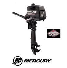 Mercury Silnik Zaburtowy Spalinowy FourStroke 4KM