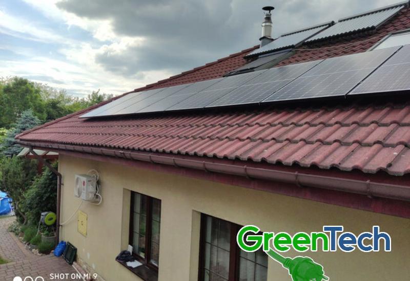 panele fotowoltaiczne dla domu - Green-Tech Spółka z Ogran... zdjęcie 8