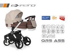 Wózek wielofunkcyjny Riko Expero (Latte)
