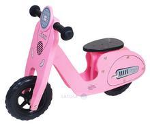 Rowerek biegowy dla dziewczynki
